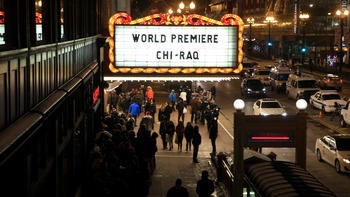 'Chi-Raq' World Premiere, Chicago, November 22, 2015, The Chicago Theater Photo credit: Brian Nguyen