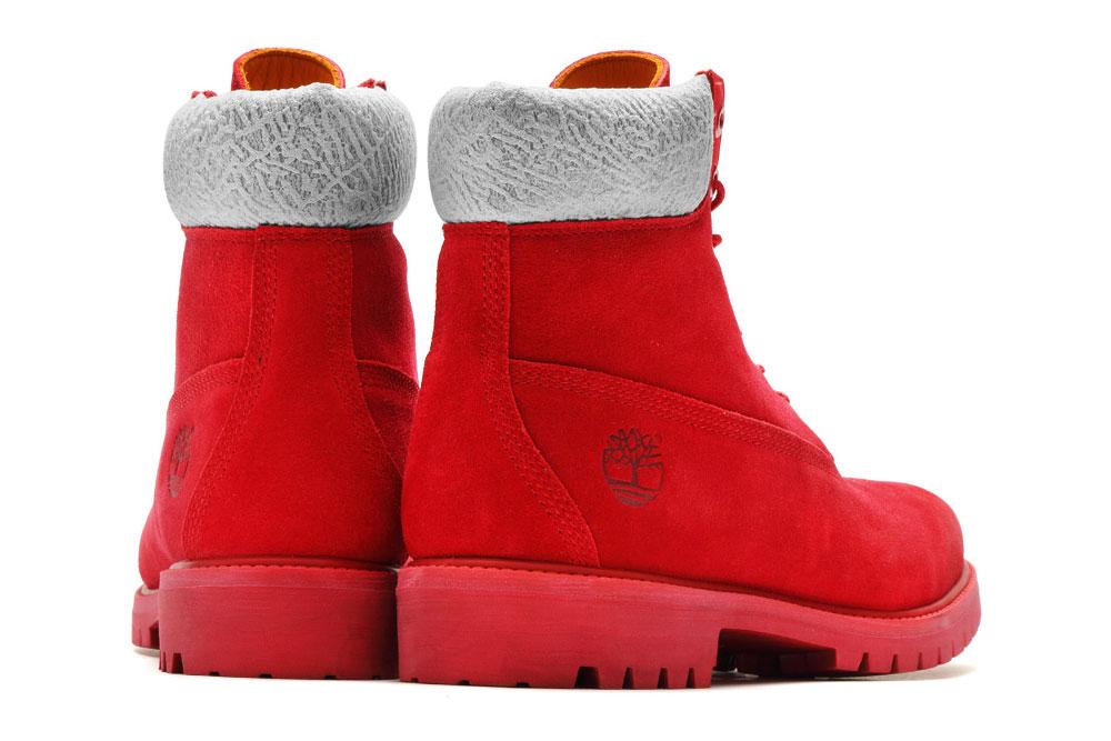 kinetics timberland  inch premium boots