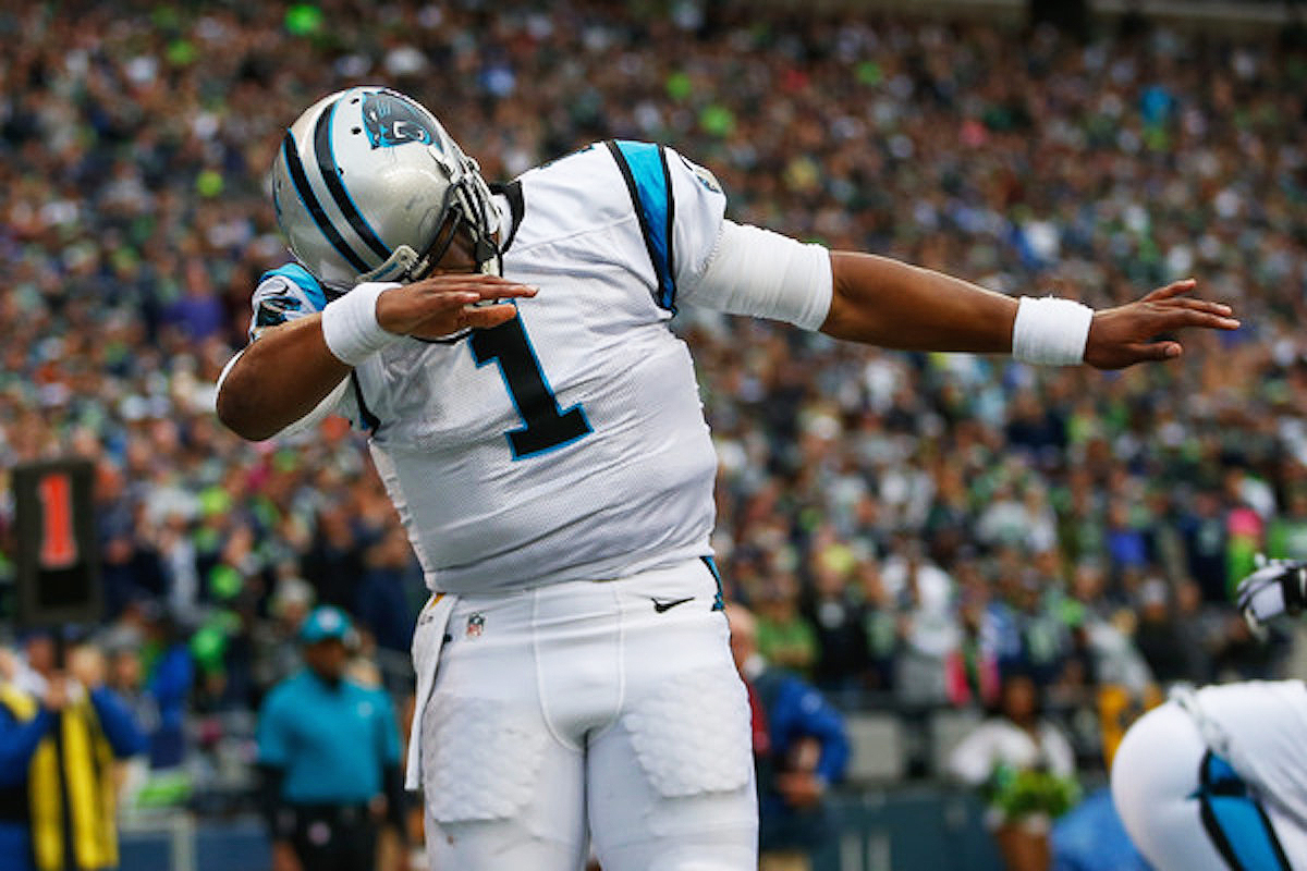 Cam Newton: Want Me to Stop Dancing? Keep Me From Scoring ...