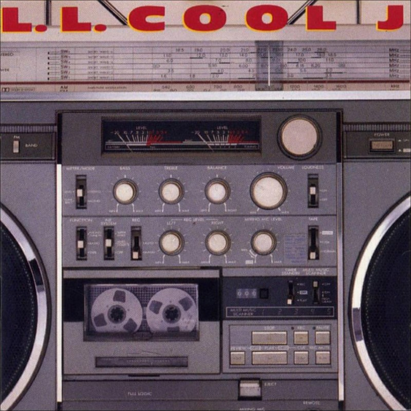 today in hip hop history ll cool j 39 s debut lp 39 radio. Black Bedroom Furniture Sets. Home Design Ideas