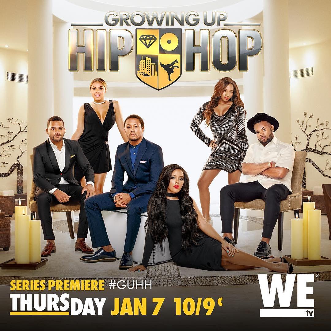 Hip hop tv shows