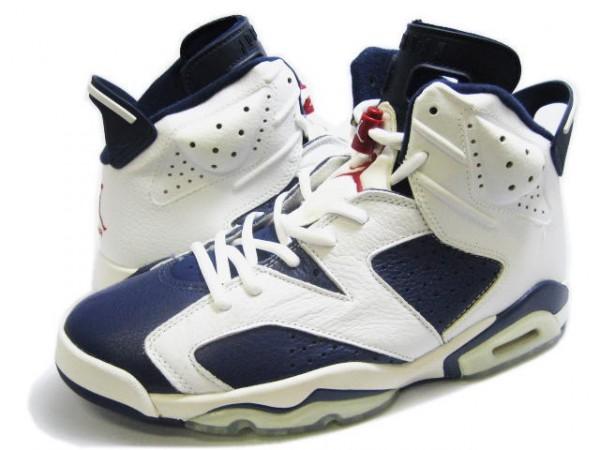 Air Jordan VI  Olympic Release Info
