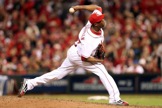 Reds agree to deal Chapman to Dodgers