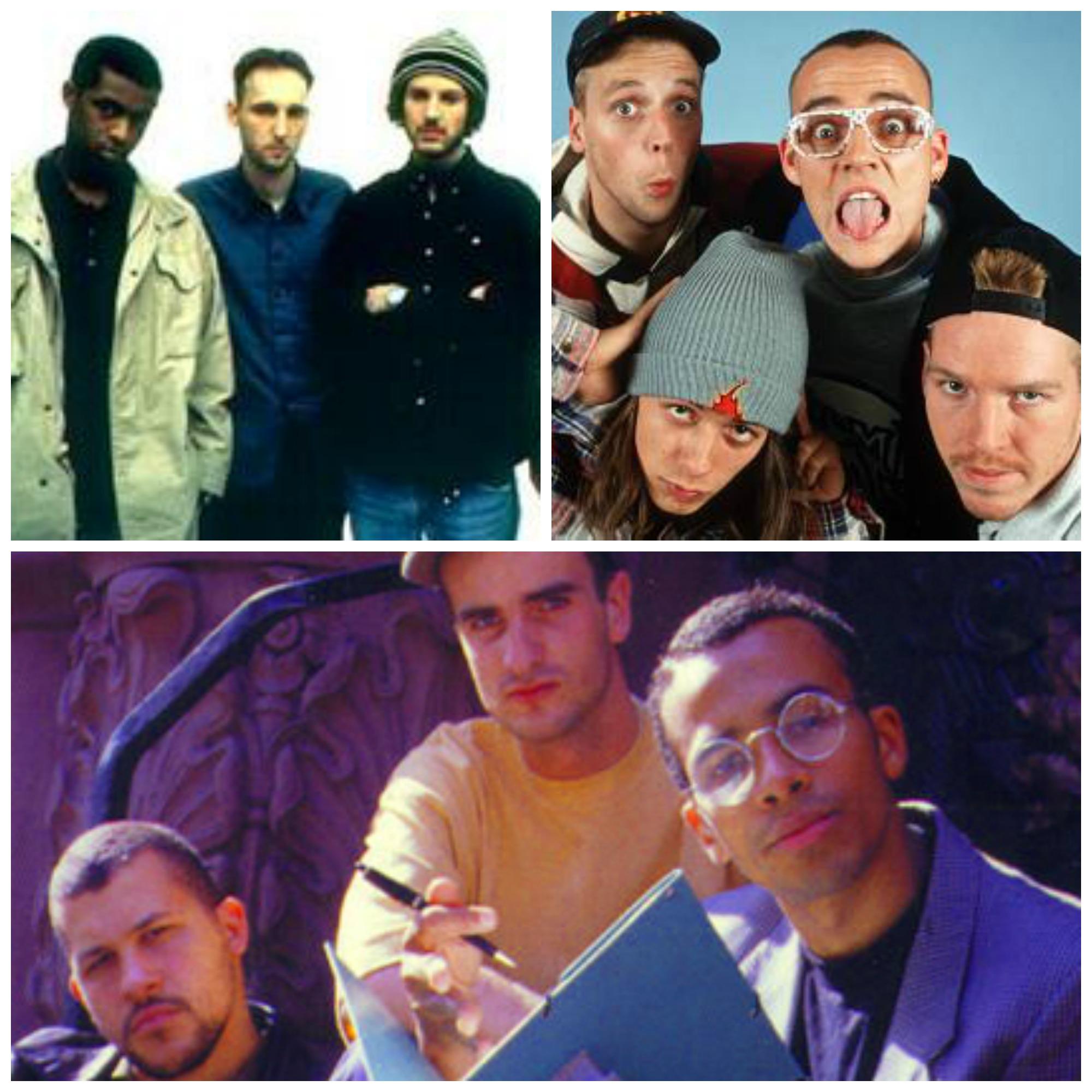 German Hip Hop collage