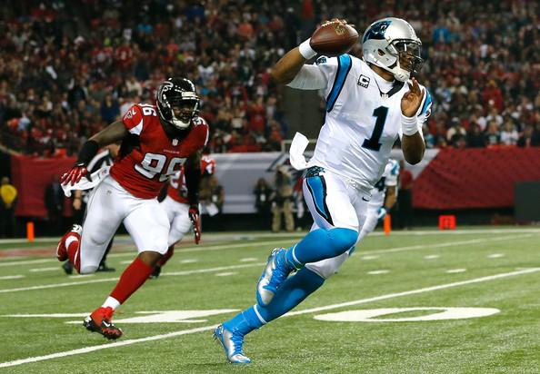 Jonathan Massaquoi Carolina Panthers v Atlanta QqtxoeQXl
