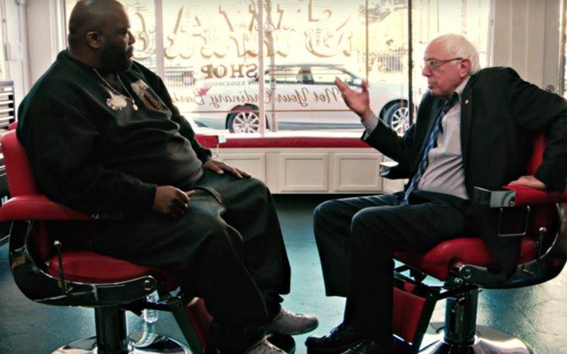 Killer Mike Bernie Sanders
