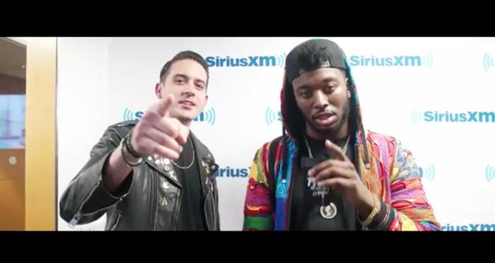 Pardison Fontaine - DJ Suss One - G Eazy - SiriusXM