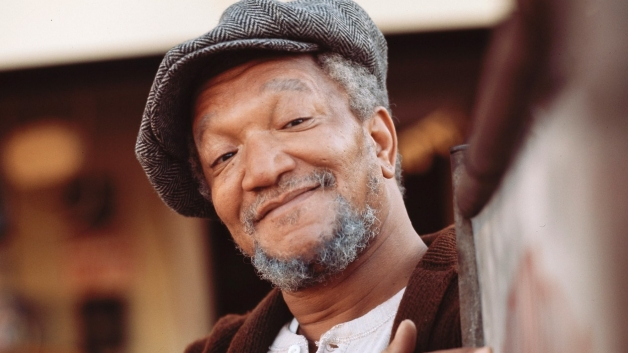 Redd Foxx Happy Birthday Redd Foxx Top 10 Comedians He39s Influenced