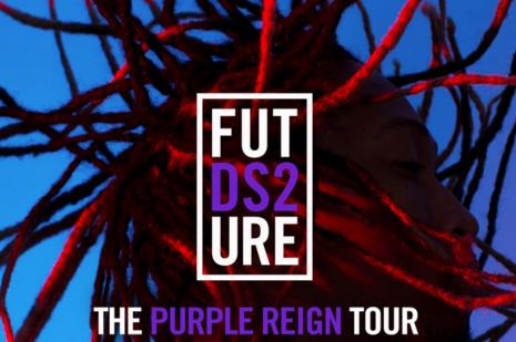 10f510620d905 Future Announces  Purple Reign  Tour w  Special Guest Ty Dolla  ign ...