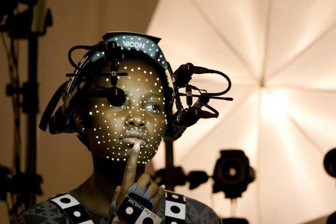 Star Wars The Force Awakens Lupita Nyongo