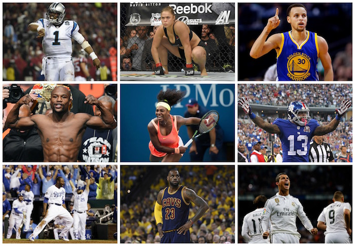 The Source  Biggest Sports Moments