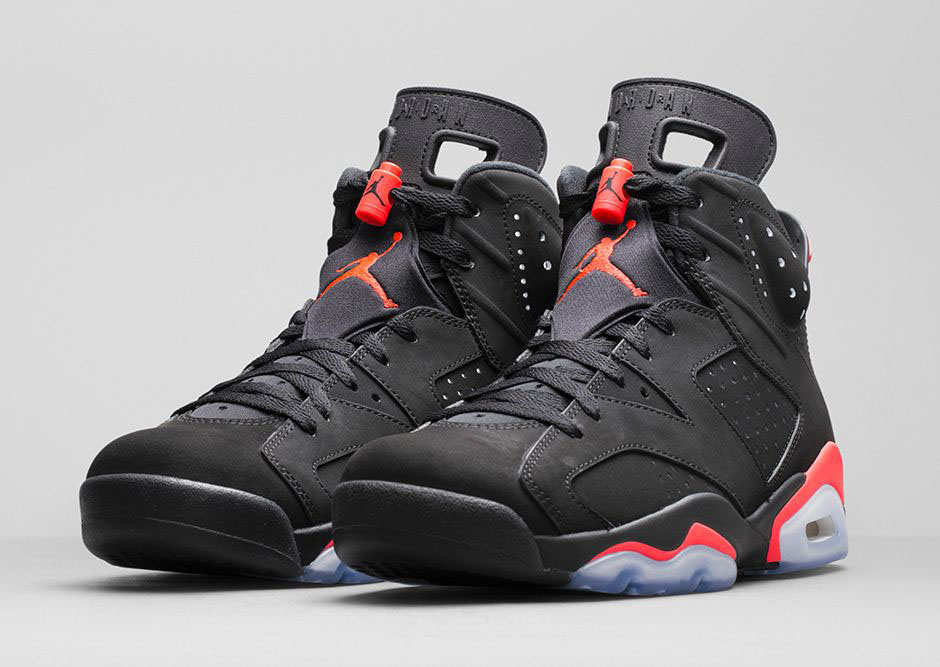 Air Jordan 6 Black Kaufen