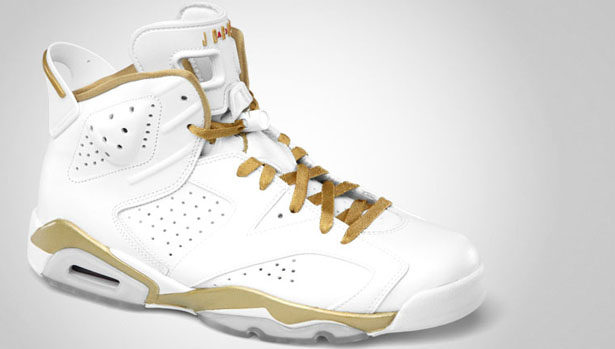 "cheap for discount 3d775 8e8af ""Golden Moments Pack"". air-jordan-6-retro-white-metallic-gold-varsity-"