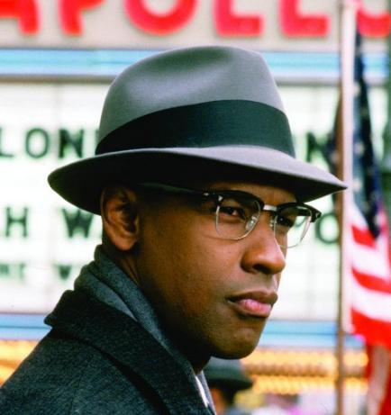 Denzel Washington as Malcolm X IMDB