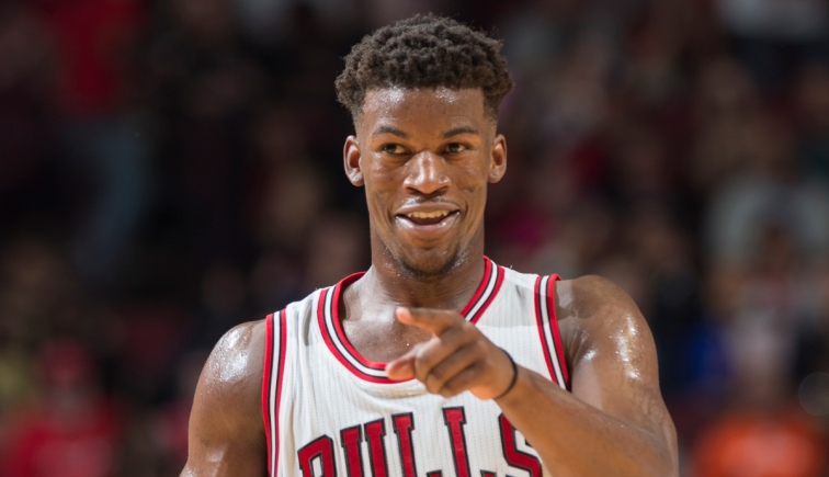 e61f8ff9ed3 Chicago Bulls Jimmy Butler Reportedly At Odds With His Teammates