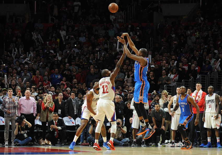 "Kevin Durant On ""Hack-A-Player"" Strategy: ""Work On Your F ..."