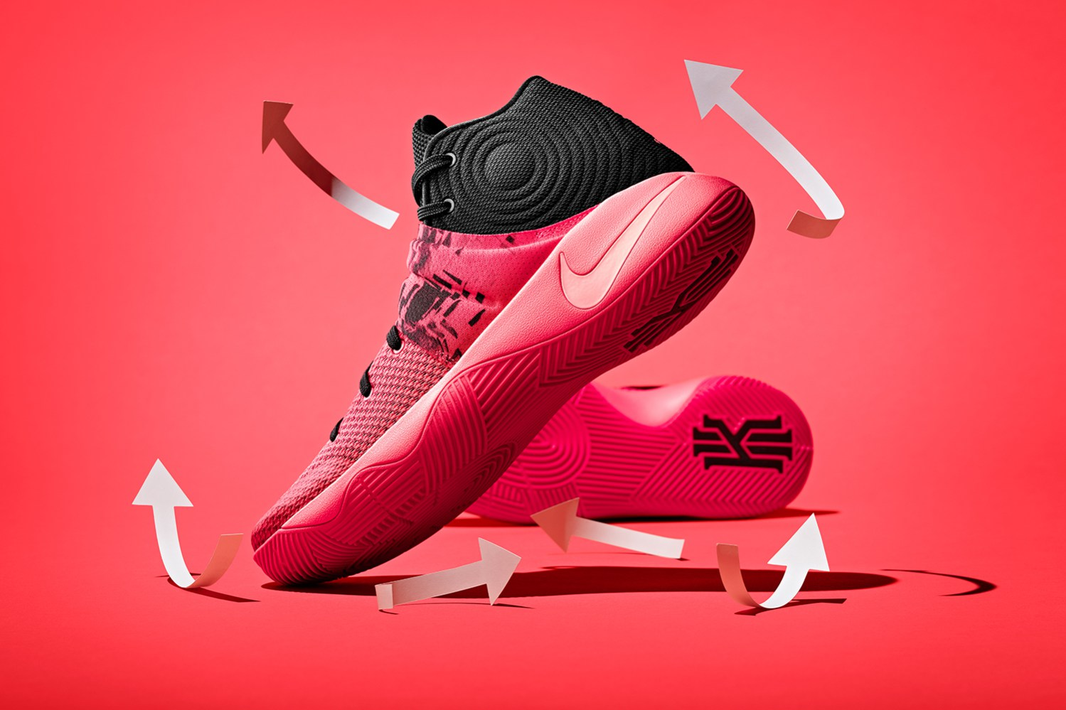 a357e38de75d Kyrie Irving and Nike Debut the Physics Defying Nike Kyrie 2