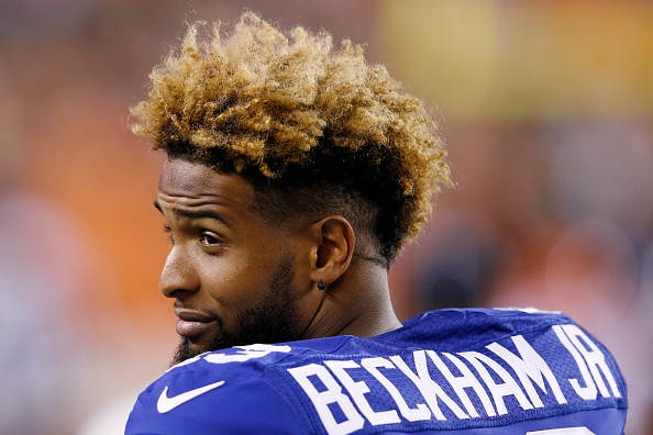 Odell Beckham Jr. Gets Baptized During Middle East Trip | The Source
