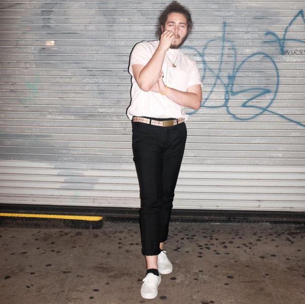 post malone white iverson remix