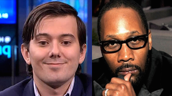 The Source |Exclusive Wu Tang Clan Album Owner Shkreli Describes Conflict With RZA, Sends Threat