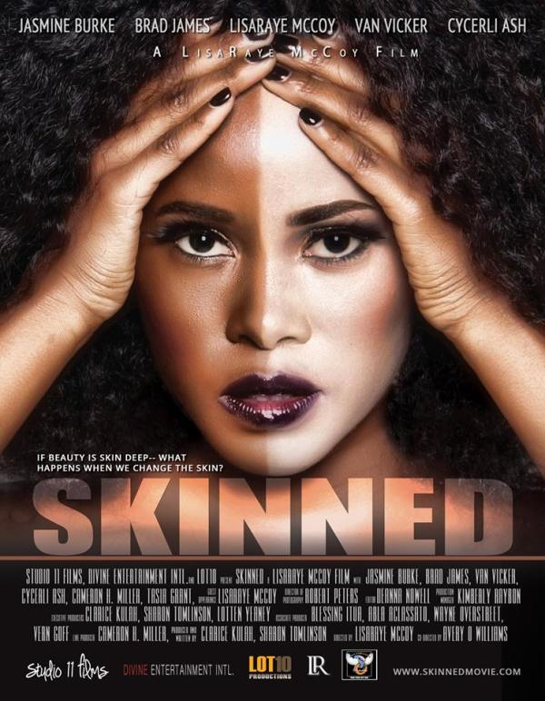 Prime Lisaraye Tackles Colorism Skin Bleaching In Tv Film Skinned Short Hairstyles Gunalazisus