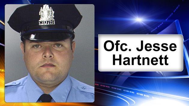 Officer Jesse Hartnett via 6abc
