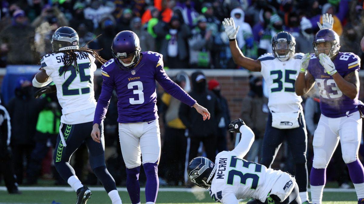 EA Sports Trolls Minnesota Vikings Kicker Blair Walsh