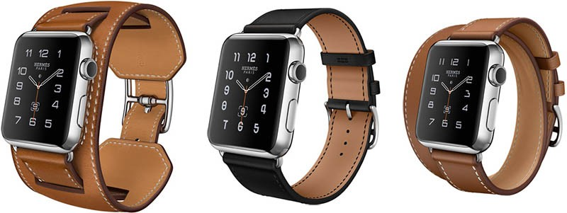 Apple Watch Hermes Trio