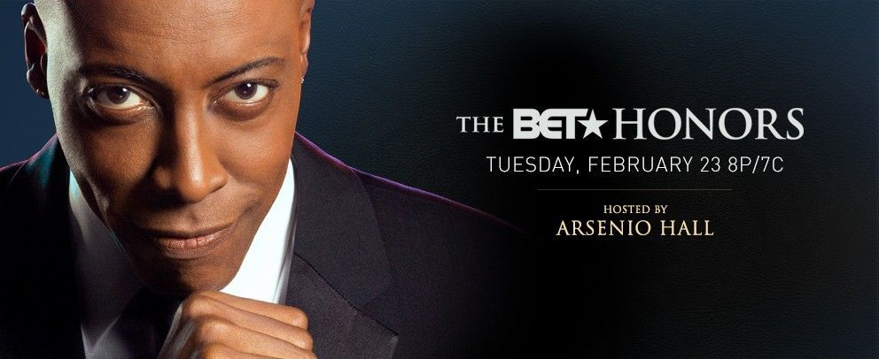 Arsenio Hall BET Honors