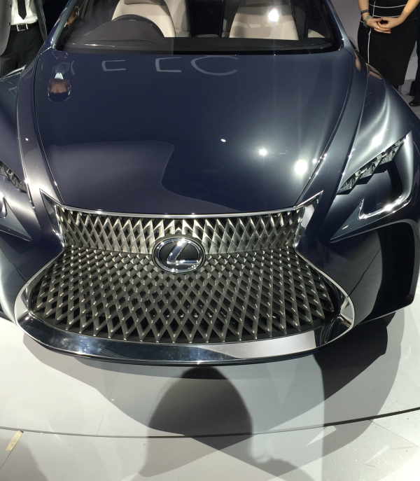 2016 Lexus Price: First Look: Lexus Unveils Two New Models At The 2016