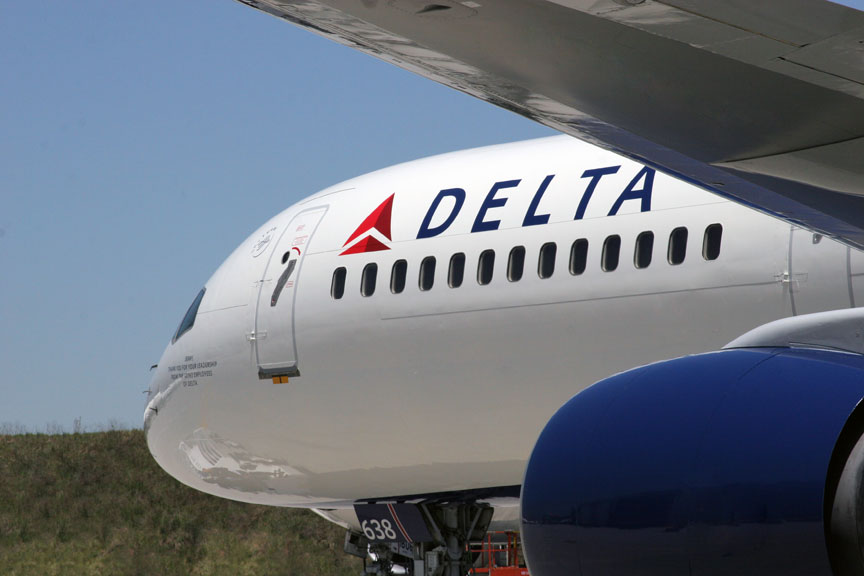 Delta Airline Hike