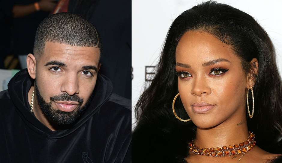 Rihanna & Drake Reunited at an Oscars Party & Their Interaction Was So Sweet