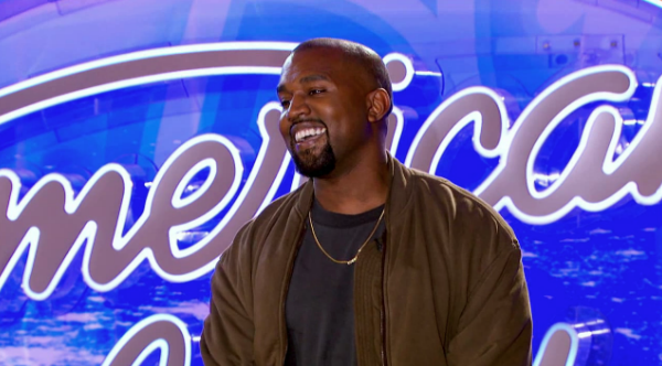 Kanye West American Idol Full
