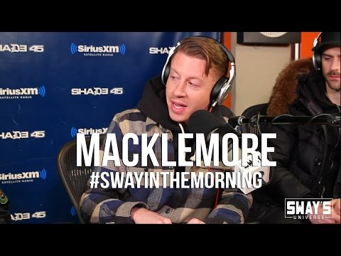 Macklemore Sway