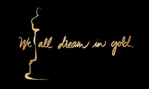 Oscars banner e