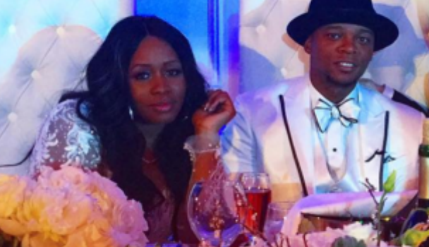 Remy Ma Papoose LHHNY Wedding Team Curtains