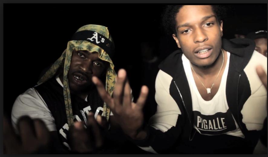 A$AP Rocky and ASAP Ferg