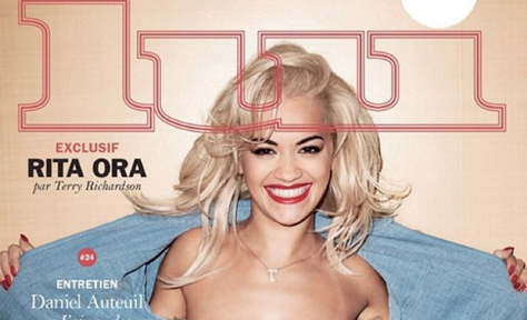 Rita Ora Poses Fully Naked as More Snaps From Steamy Photoshoot Emerge