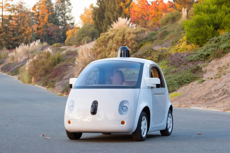 Self-driving cars announcement