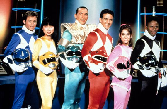 Power Rangers Samurai Charged With Murder Ironically Using The