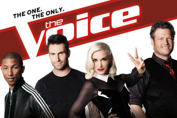 """THE VOICE -- Pictured: """"The Voice"""" horizontal key art -- (Photo by: NBCUniversal)"""