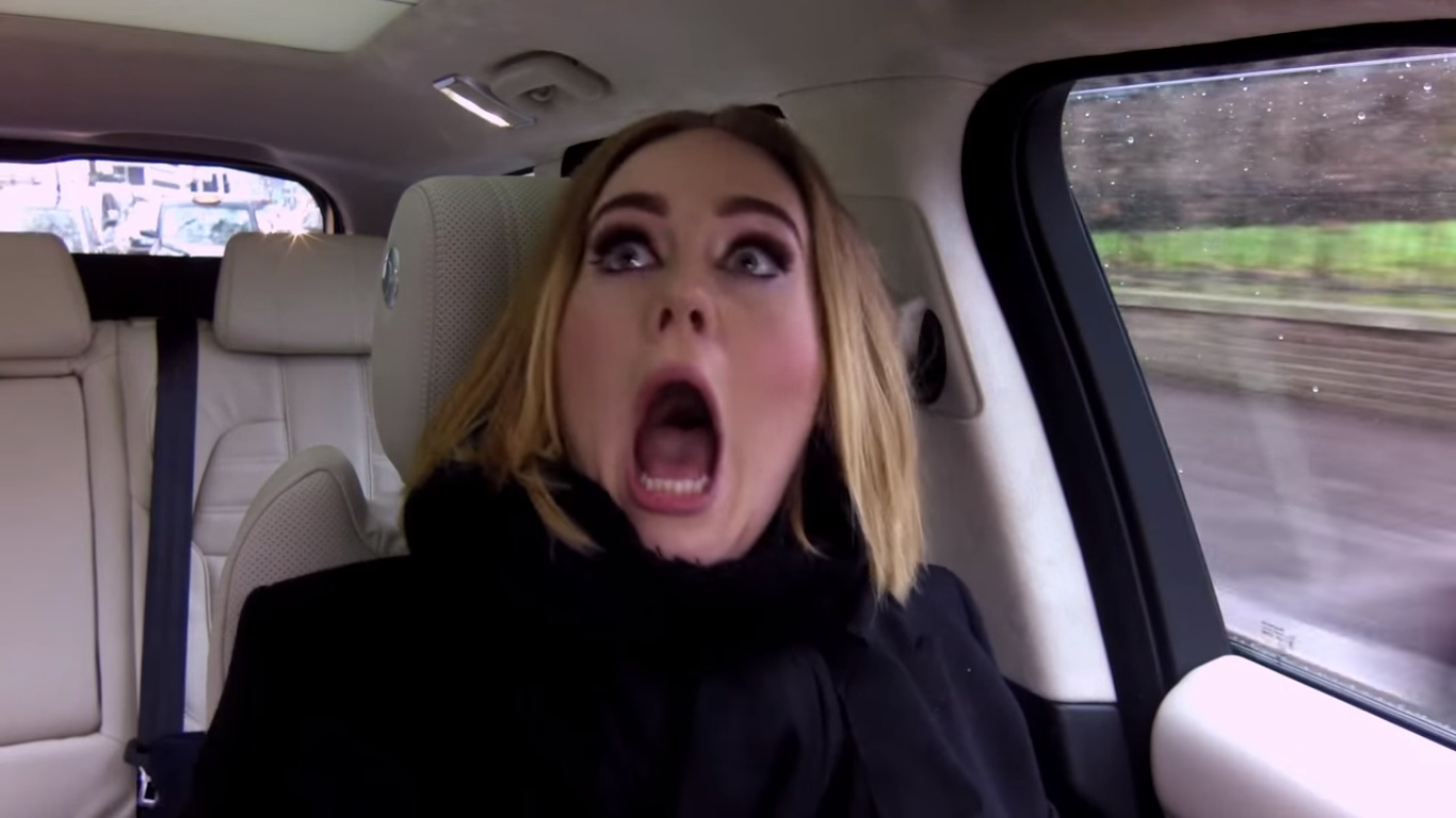Adele Flawlessly Raps Nicki Minaj S Quot Monster Quot Verse On
