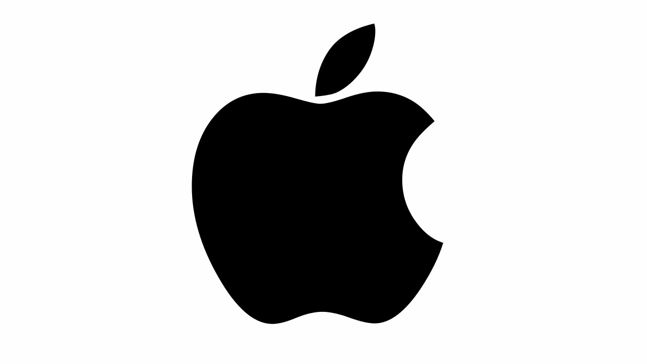 apple logo  h