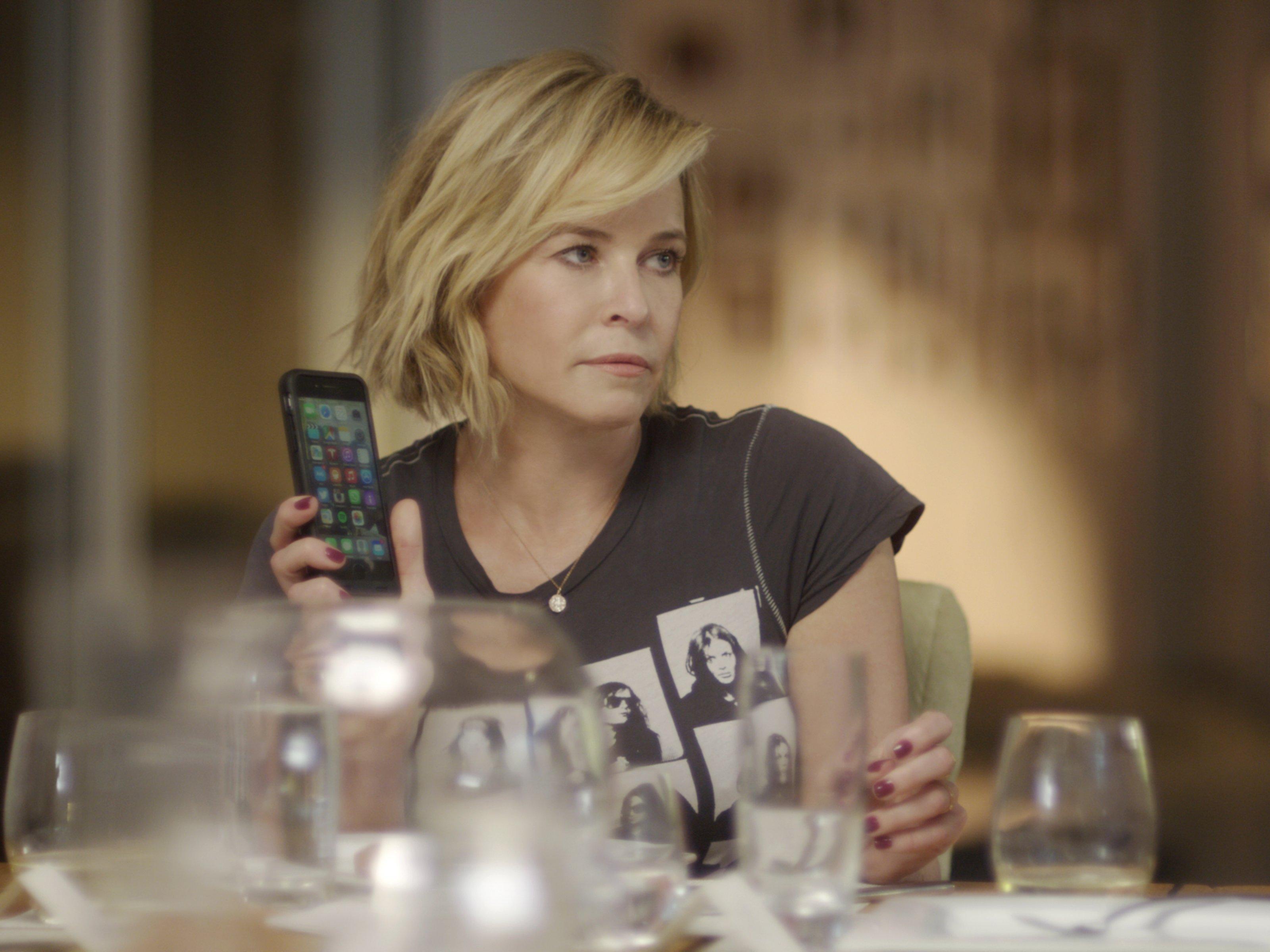 chelsea handler phone