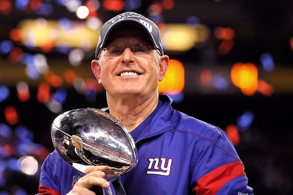 coughlin out