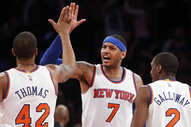 902927934a9 The New York Knicks Are The NBA's Most Valuable Team