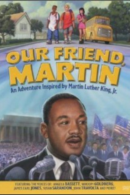 This is an animated film about Martin Luther King, Jr. and the civil rights movement. Two best friends travel through time and meet MLK at different points ...