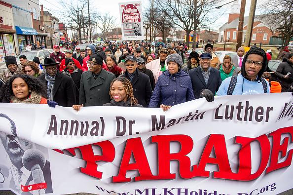mlk day parade