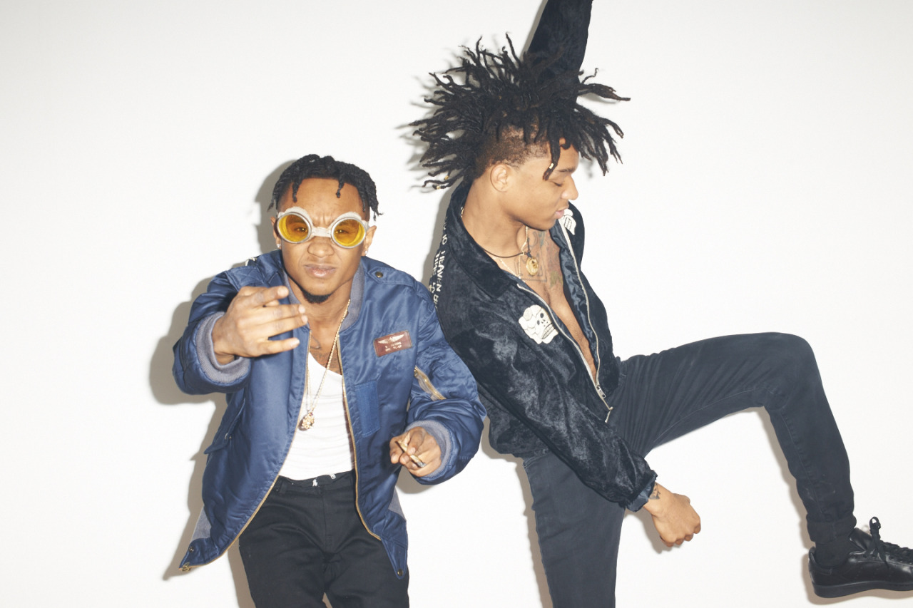 Rae Sremmurd Tries Their Luck On By Chance The Source