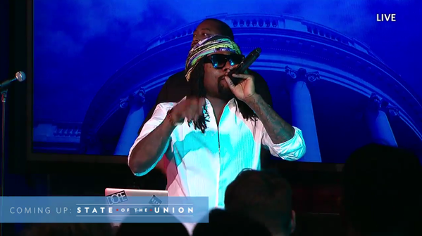 wale state of the union photo credit eugene daniels